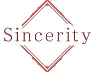 Sinserity
